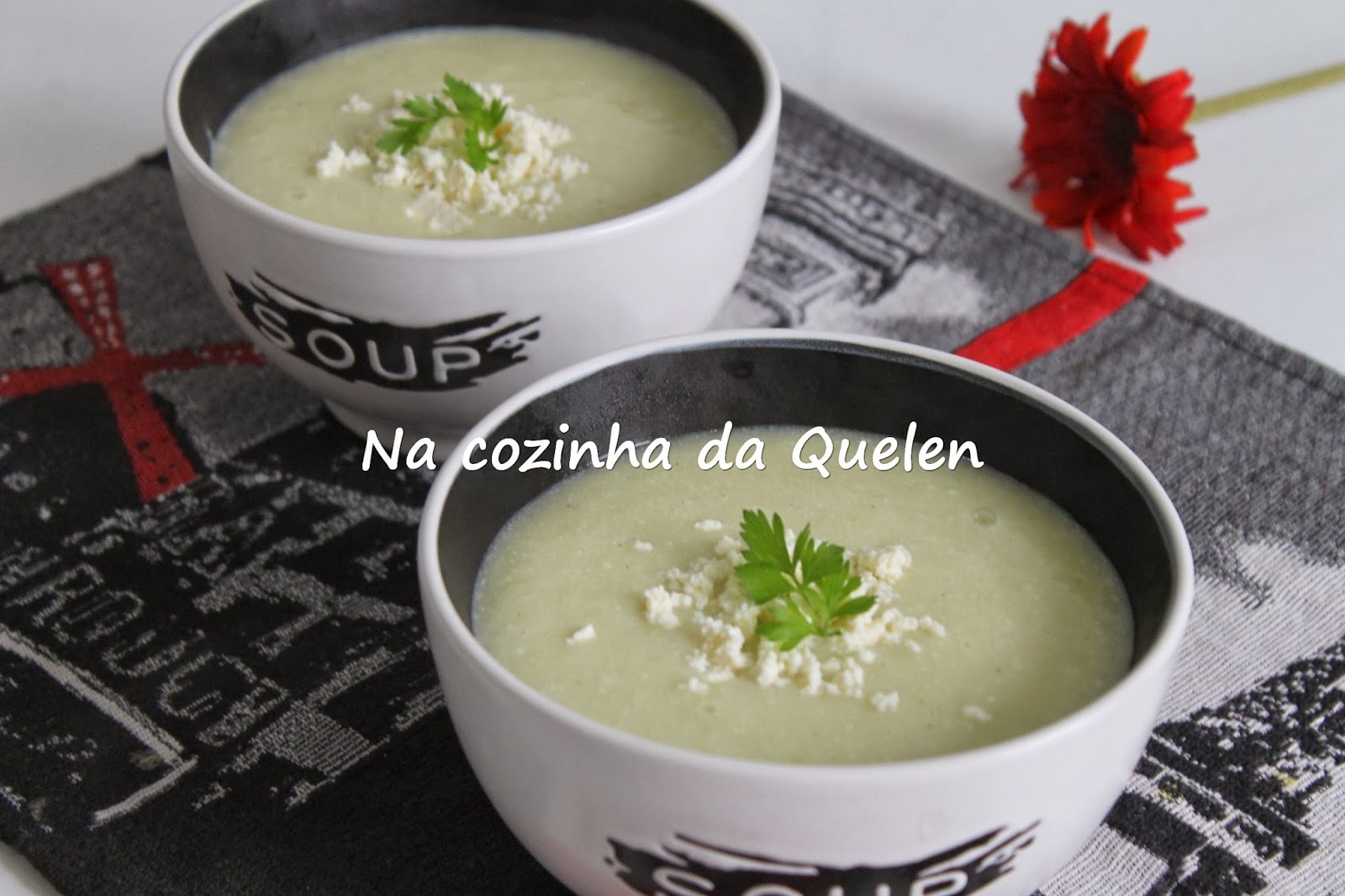 A vichyssoise uma sopa de estilo culin rio franc s for Frances culinario