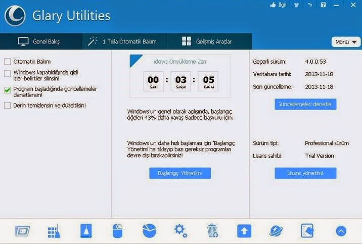 ... : Glary Utilities Pro 5.23.0.42 Final Full SN/Serial Number Download