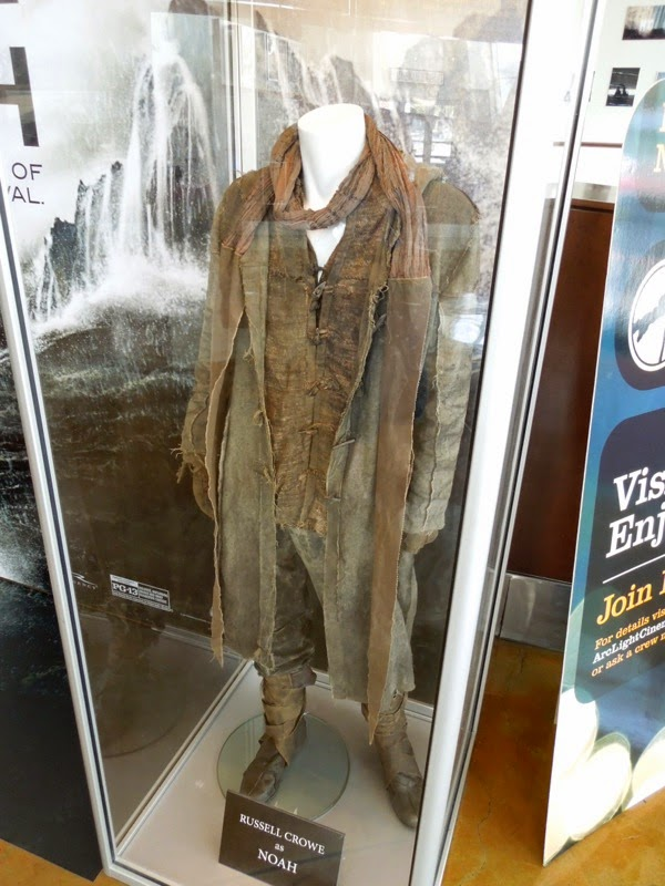 Original Russell Crowe Noah movie costume