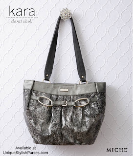Kara Shell for Demi Bags