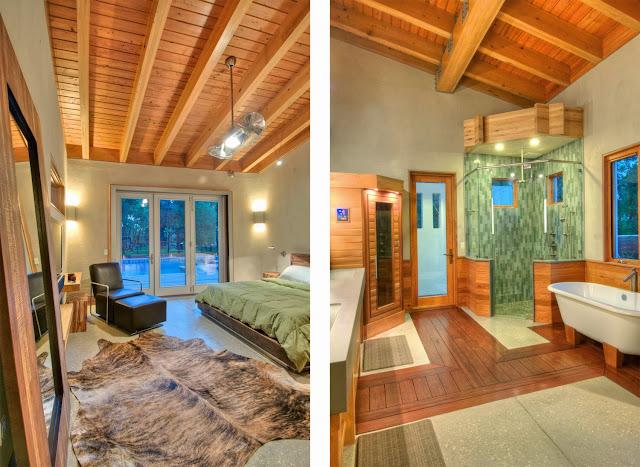 interior home design bedroom bathroom