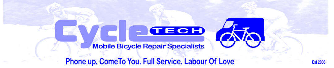 Cycle Tech The Mobile Bicycle Repair Workshop High Wycombe 07739614579