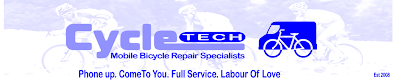 Cycle Tech The Mobile Bicycle Repair Workshop High Wycombe and around 07739614579