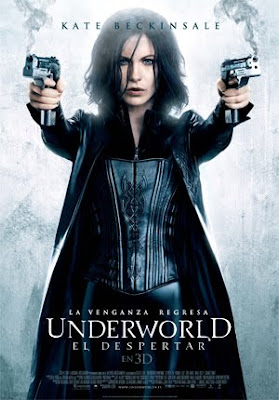 Underworld 4: El Amanecer