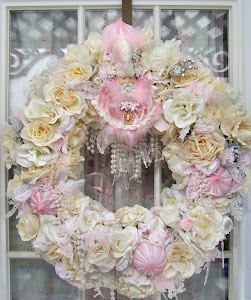 Shabby Chic Christmas ~My Creations~