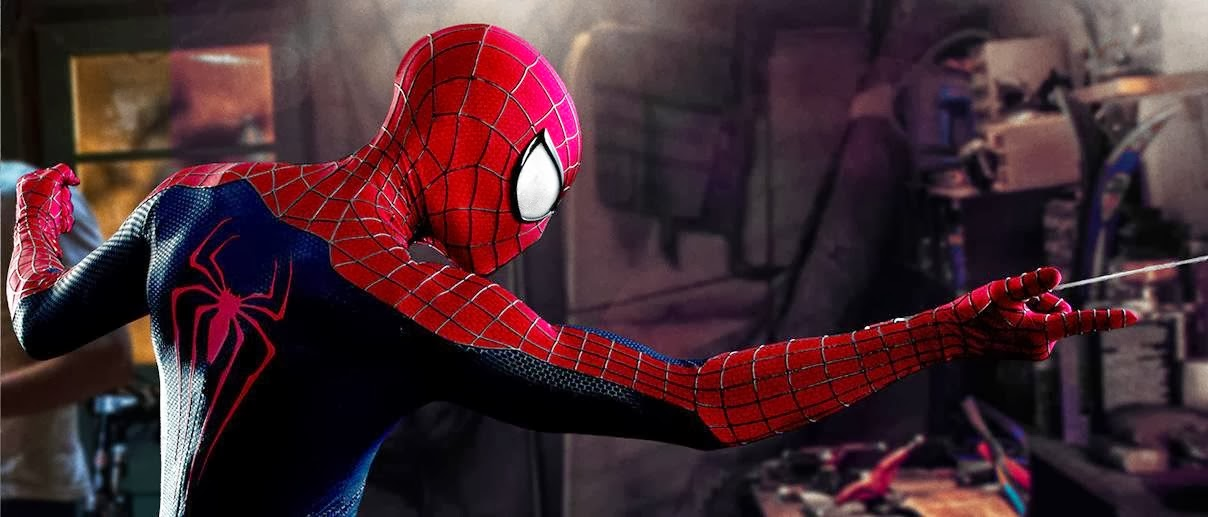 The Amazing Spiderman 2 - International TV Spots