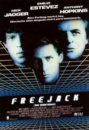 Freejack: Sin Identidad – DVDRIP LATINO