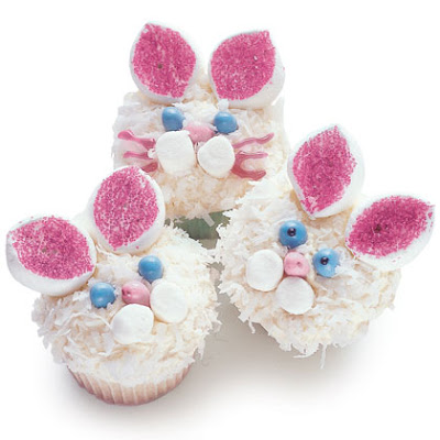 easy easter cupcakes ideas. Easter Bunny CupcakesPhoto