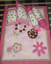 APPLIQUE BLANKET