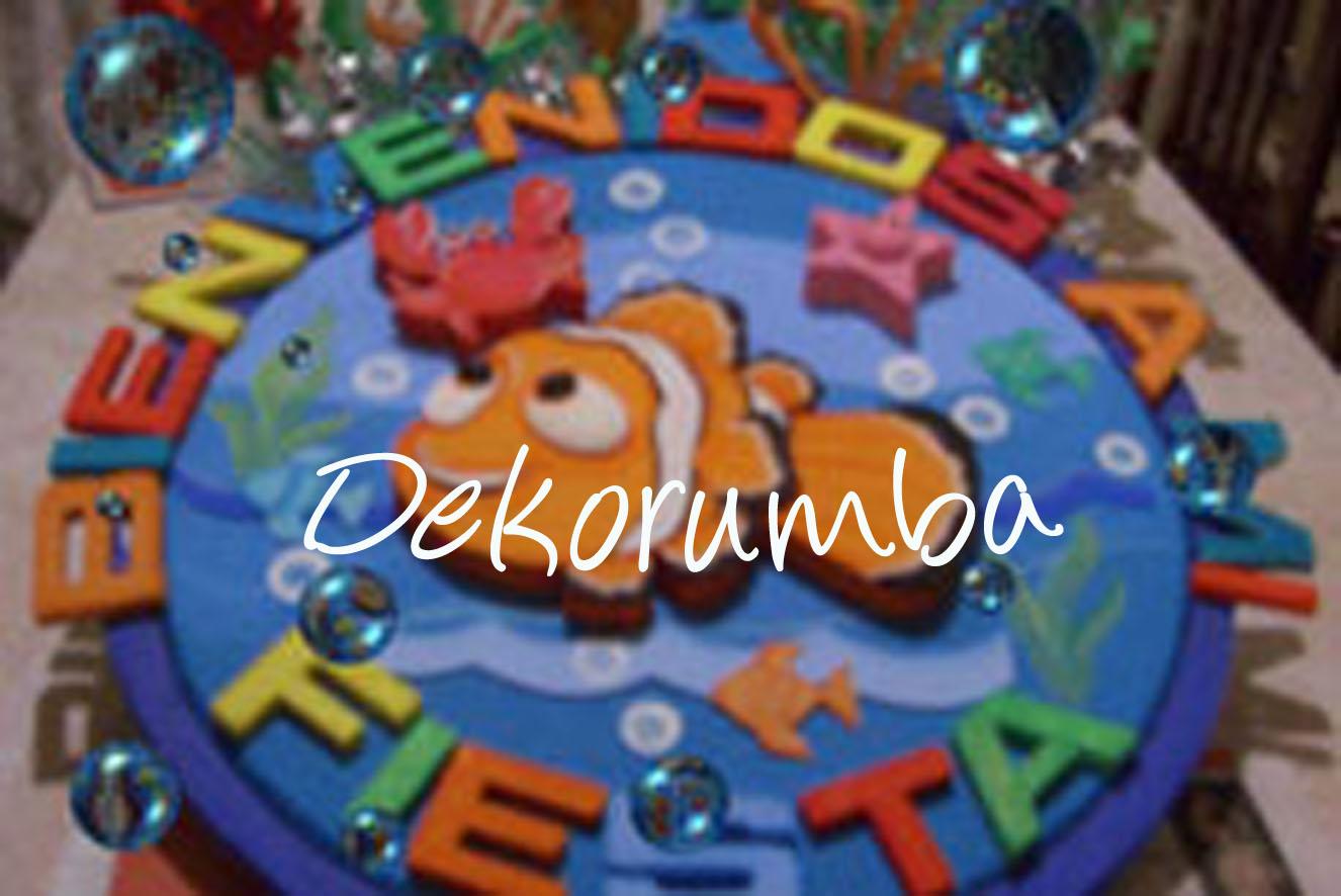 Dekorumba: Bienvenidos Buscando a Nemo