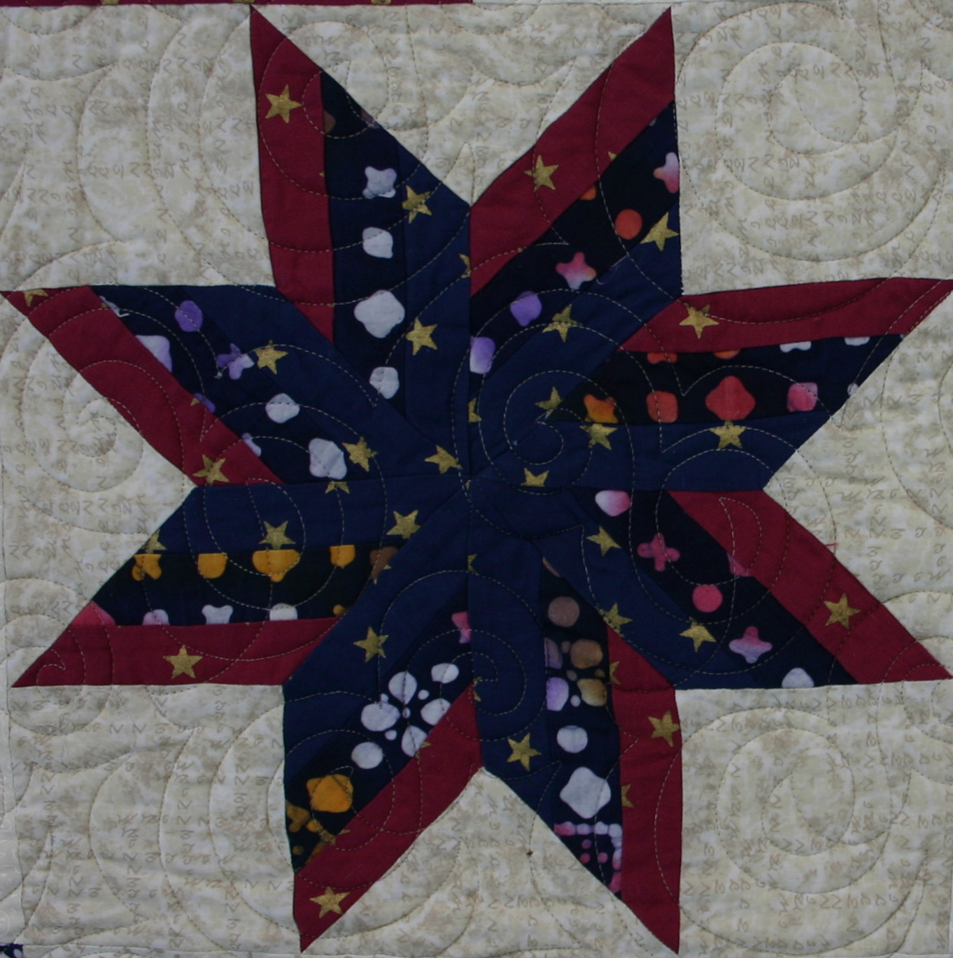 Quilt Patterns With Y Seams : Eight Point Star Quilt Pattern Y Seam Autos Post