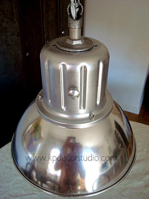Comprar lámparas de techo originales, únicas, metálicas, estilo industrial, de fábricas
