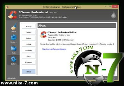 CCleaner 4.04.4197 Professional & Bussiness Edition Full Version