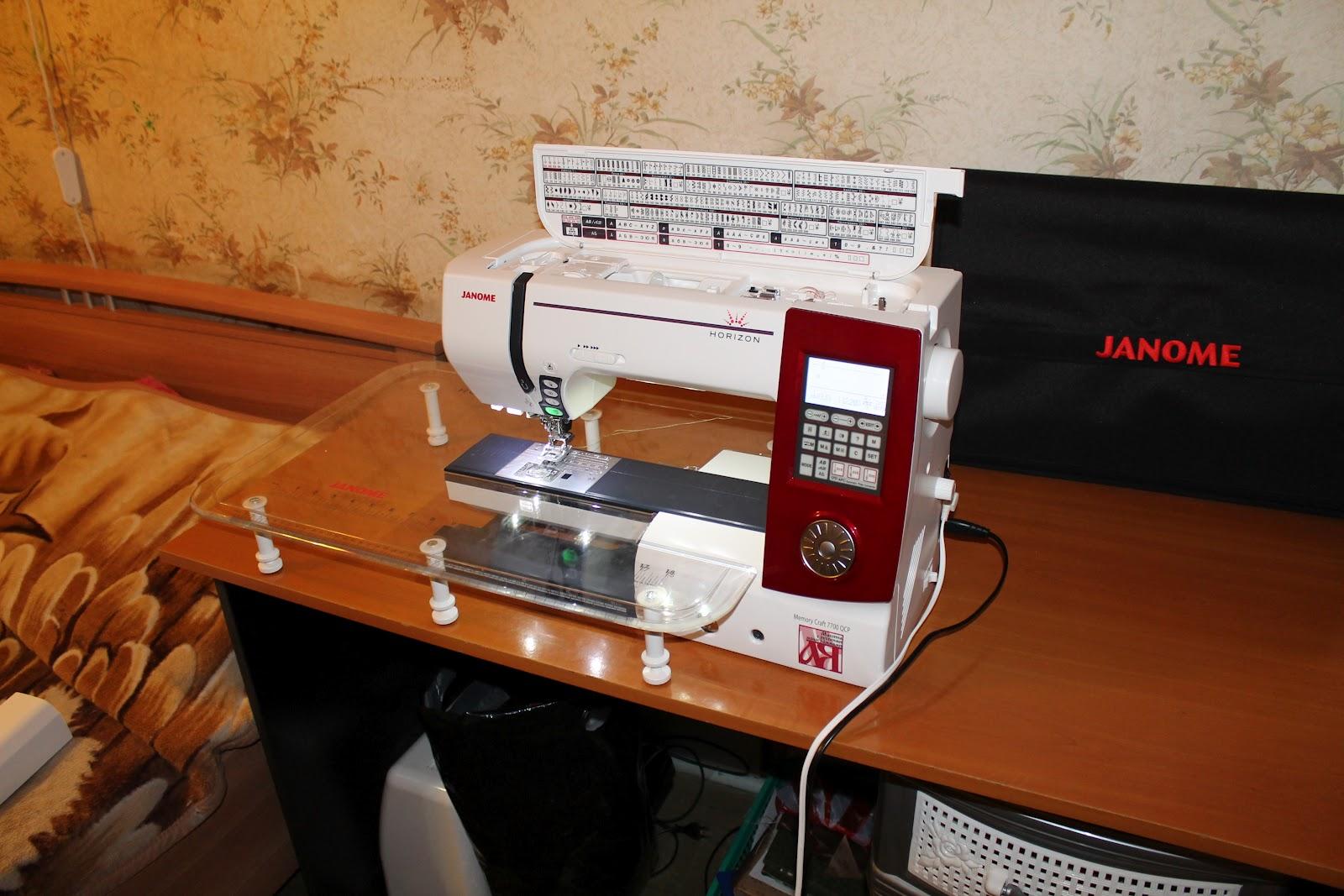 Приставной столик к швейной машине своими руками