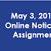 May 2015 Civil Service Exam Room Assignment (ONSA)