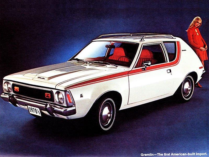 Old Cars Canada: 1970 1/2 AMC Gremlin