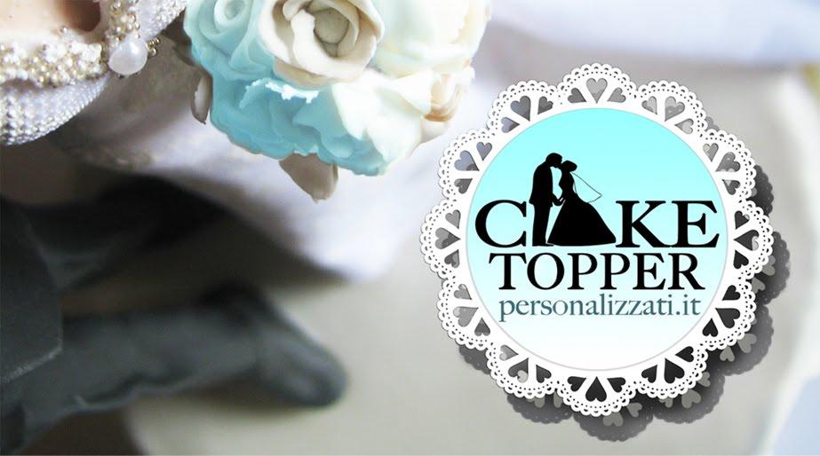 Cake Topper Personalizzati