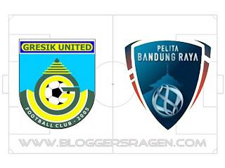 Prediksi Pertandingan Gresik United vs Pelita Bandung Raya