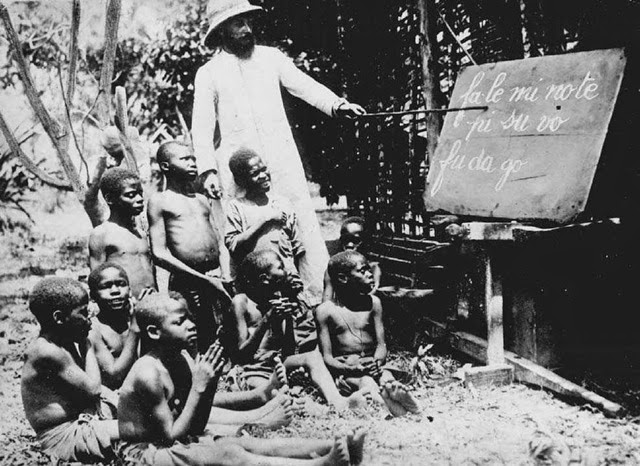 discuss the rise of imperialism of africa and how did the indigenous people react Environmental determinism was used to place categorically indigenous people africa british imperialism both indigenous peoples and african.