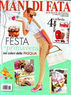 Mani Di Fata №4 2011