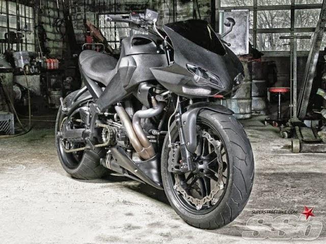 Ducati Bevel Wide Swingarm
