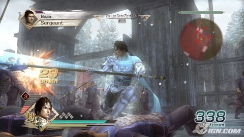 Download Game Dynasty Warrior 6