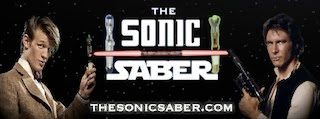 THE SONIC SABER