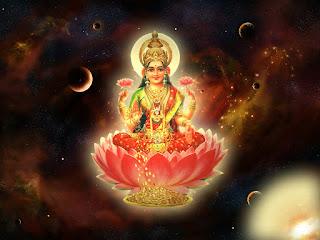 माता लक्ष्मी की आरती