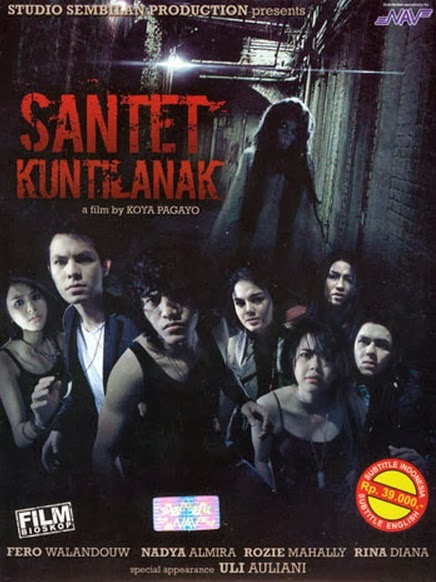 Film Santet Kuntilanak (2012)