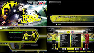 All Mods Graphic Borussia Dortmund by Asun11 & Decky Chandra