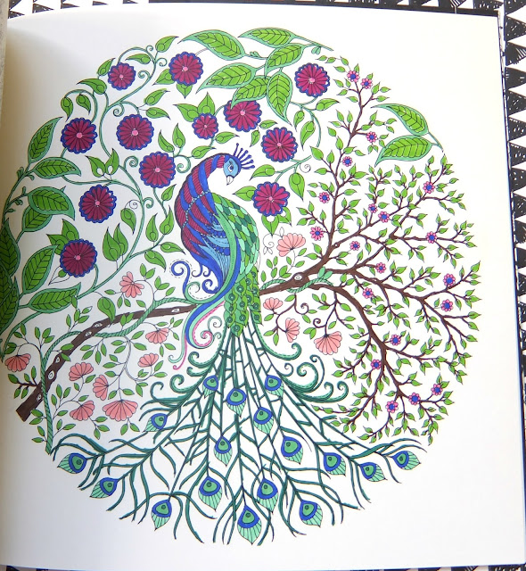 Secret Garden Coloring Book Review By Colouring Books Johanna Basford S