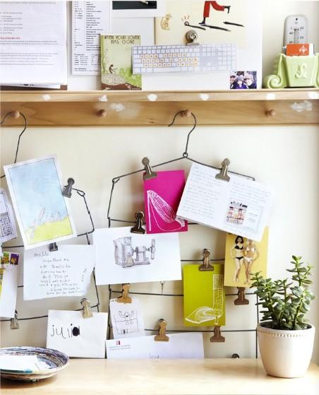 Casa montada para organizar ou decorar 10 maneiras de for Ideas para decorar mi oficina