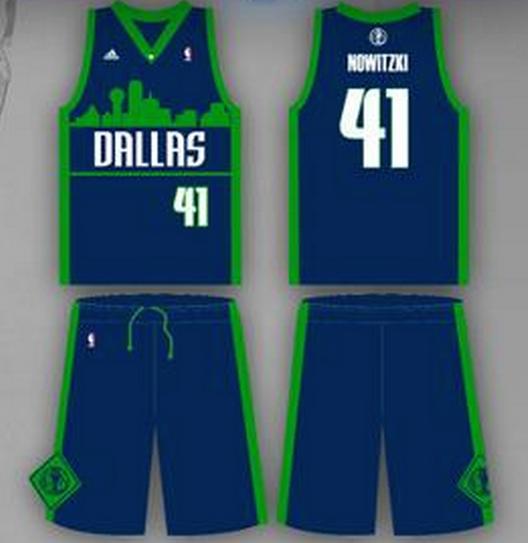 new mavs jersey