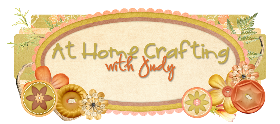 At Home Crafting with Judy