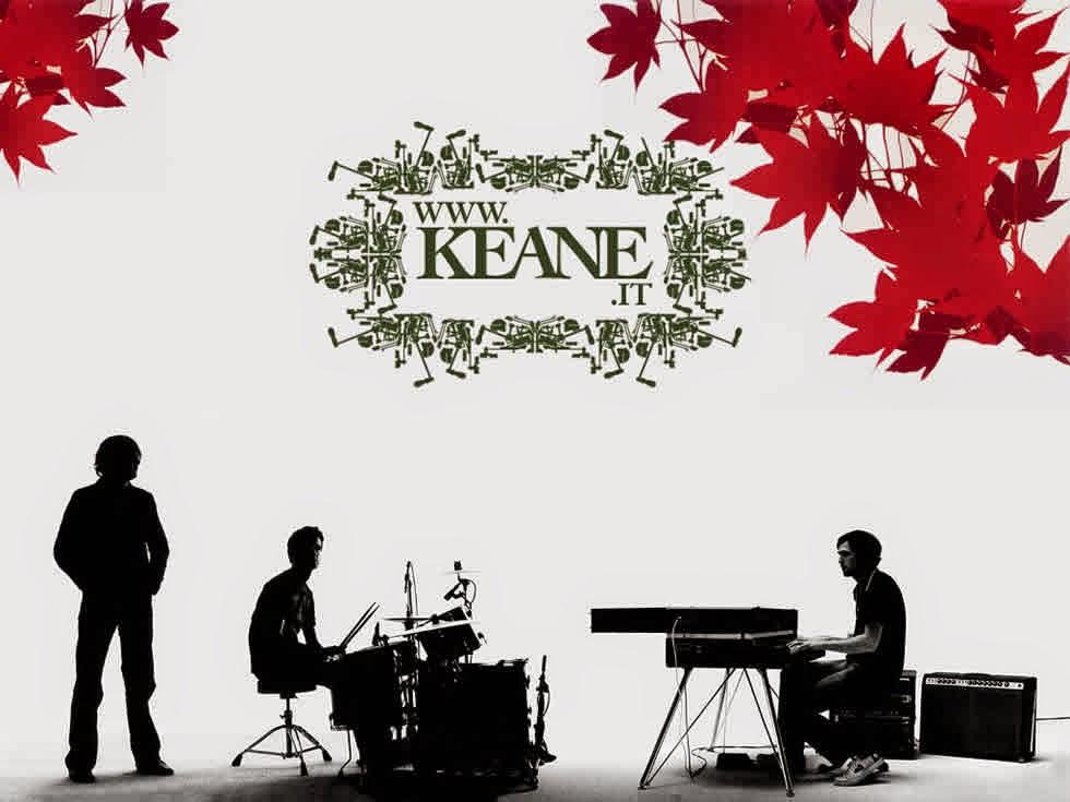 Full Real Chord: Kord Gitar dan Lirik Lagu Keane – Somewhere Only We ...