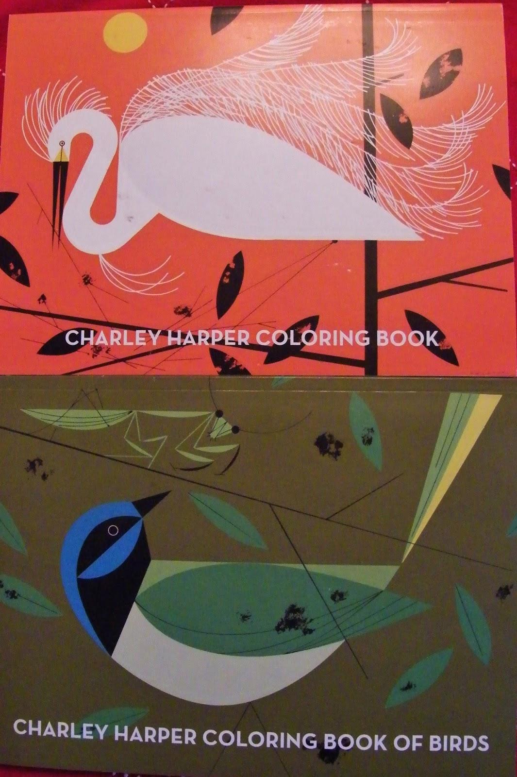 artteajannell: Artist Charley Harper