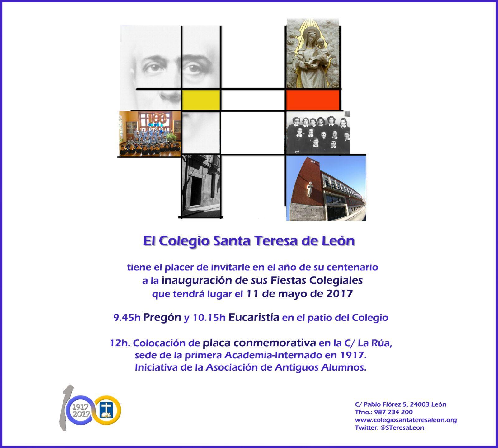 Centenario IT en León: Fiestas y Placa conmemorativa
