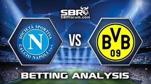 Napoli Vs Borussia Dortmund (19/09/2013)