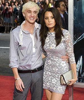 Tom felton dating