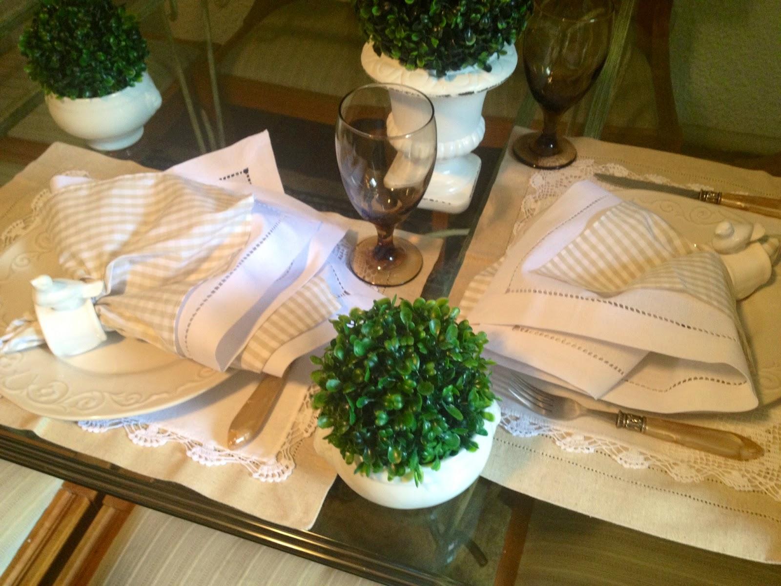 Decor cama e mesa by dani bueno for Decoration e