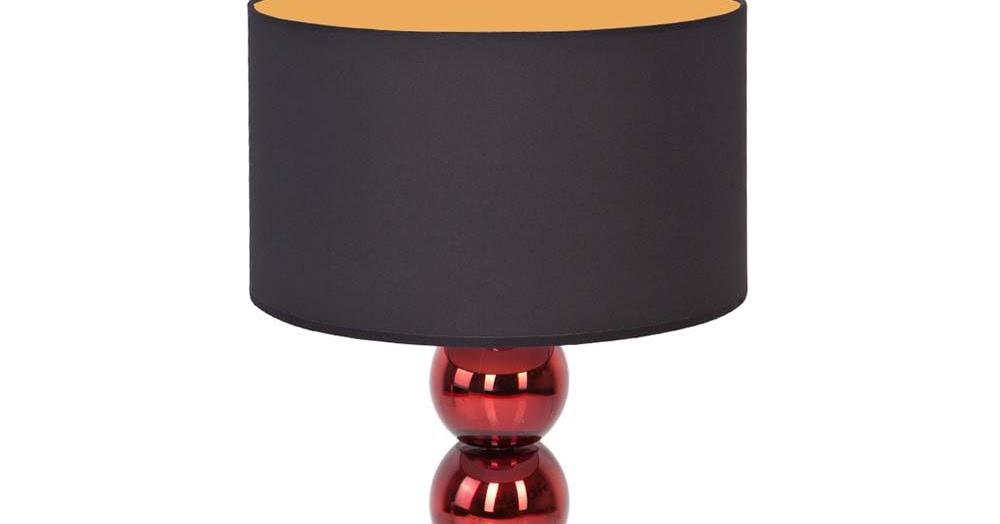 tischleuchten aus glas und kristall rote tischleuchte aus glaskugeln flat balls. Black Bedroom Furniture Sets. Home Design Ideas