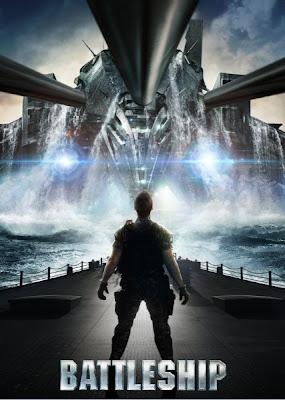 Battleship in 3D 2012
