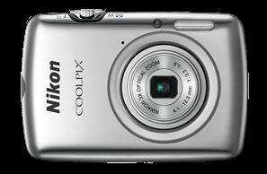 Nikon CoolPix S01 Digital Camera