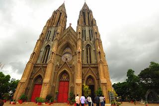 Mysore Phelominas Church