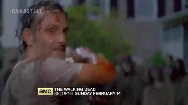 The Walking Dead 6x09 Promo 2016
