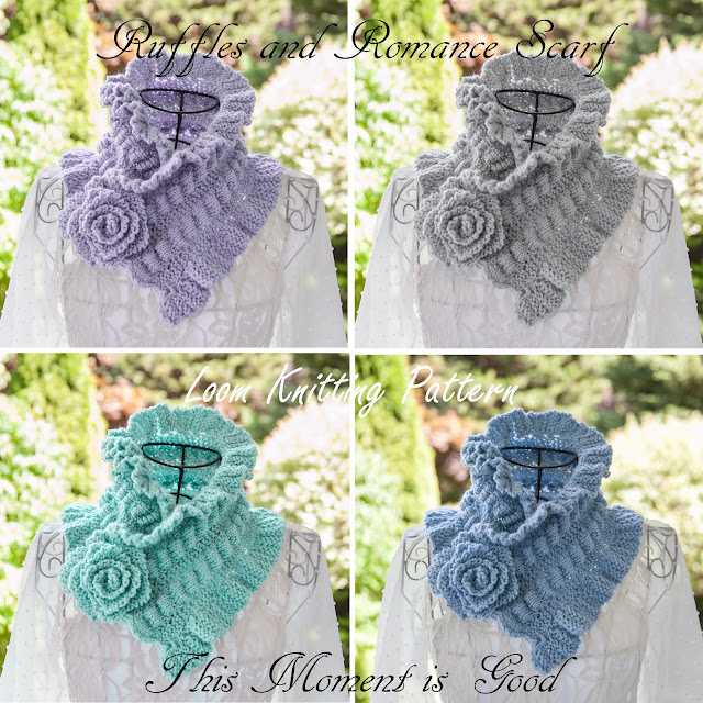 This Moment is Good!: NEW LOOM KNITTING PATTERNS FOR FALL 2015...