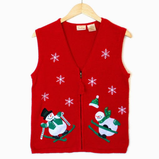 Regalos de Navidad, Sueter con Diseño Navideño