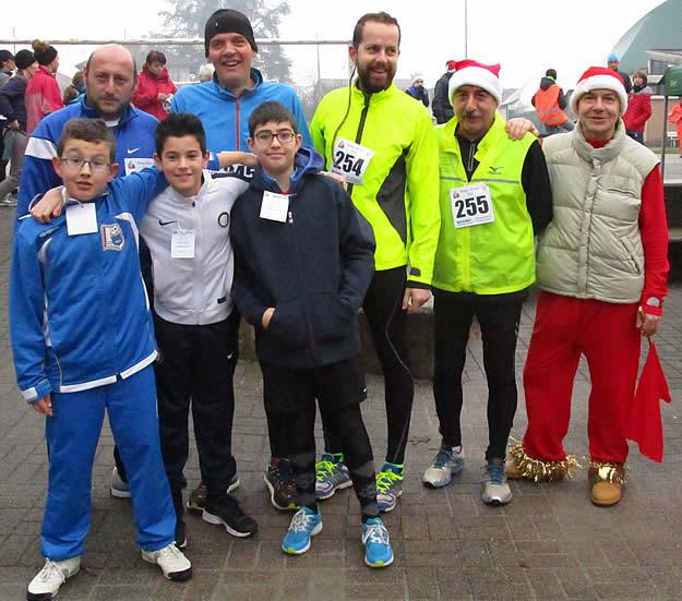 Babbo Natale Run 2014