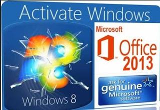 cara Aktivasi Windows 8 Dengan KMSNano
