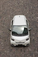 2012 Scion iQ from above - Subcompact Culture